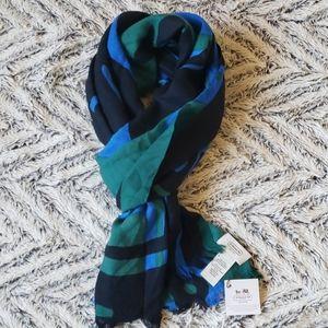 NWT Coach wool scarf